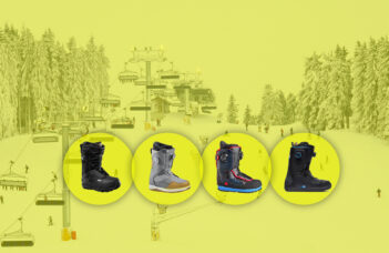 Backcountry Snowboard Boots