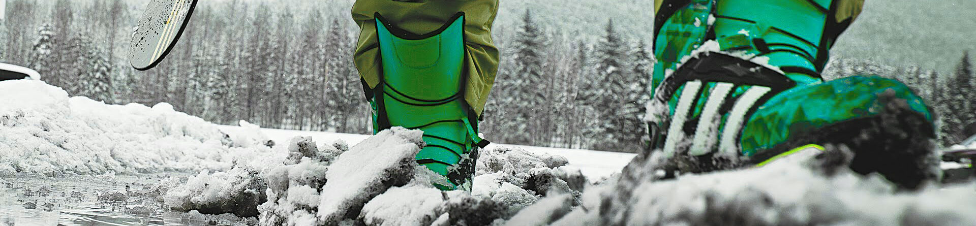 All Mountain Snowboard Boots