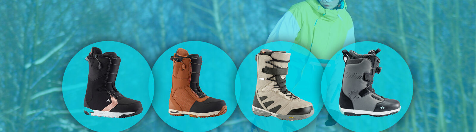 Freeride Snowboard Boots