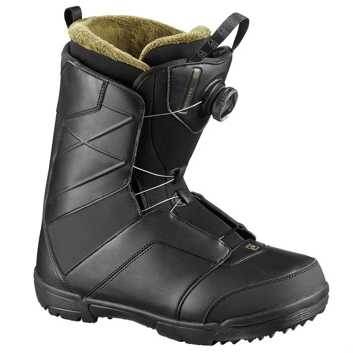 Salomon Faction Boa Snowboard Boots