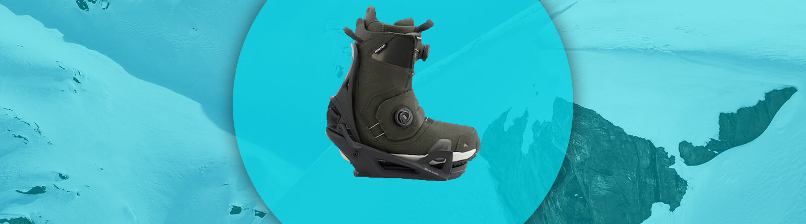 burton step on boots & bindings