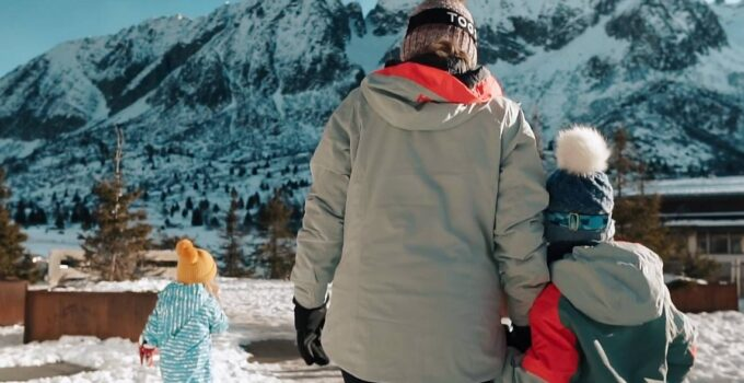 North America or Europe Where Should you go First for Family Skiing