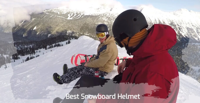 Best Snowboard Helmets 2020 Featured   Snow Day Ride