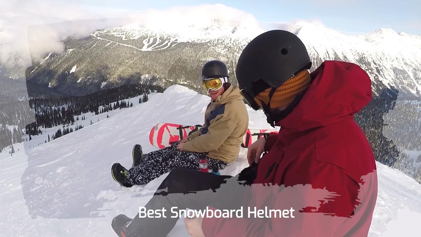 Best Snowboard Helmets 2020 Best Snowboard Helmet [2019/2020] – Reviews & Guide