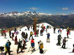 cross country skiing resorts
