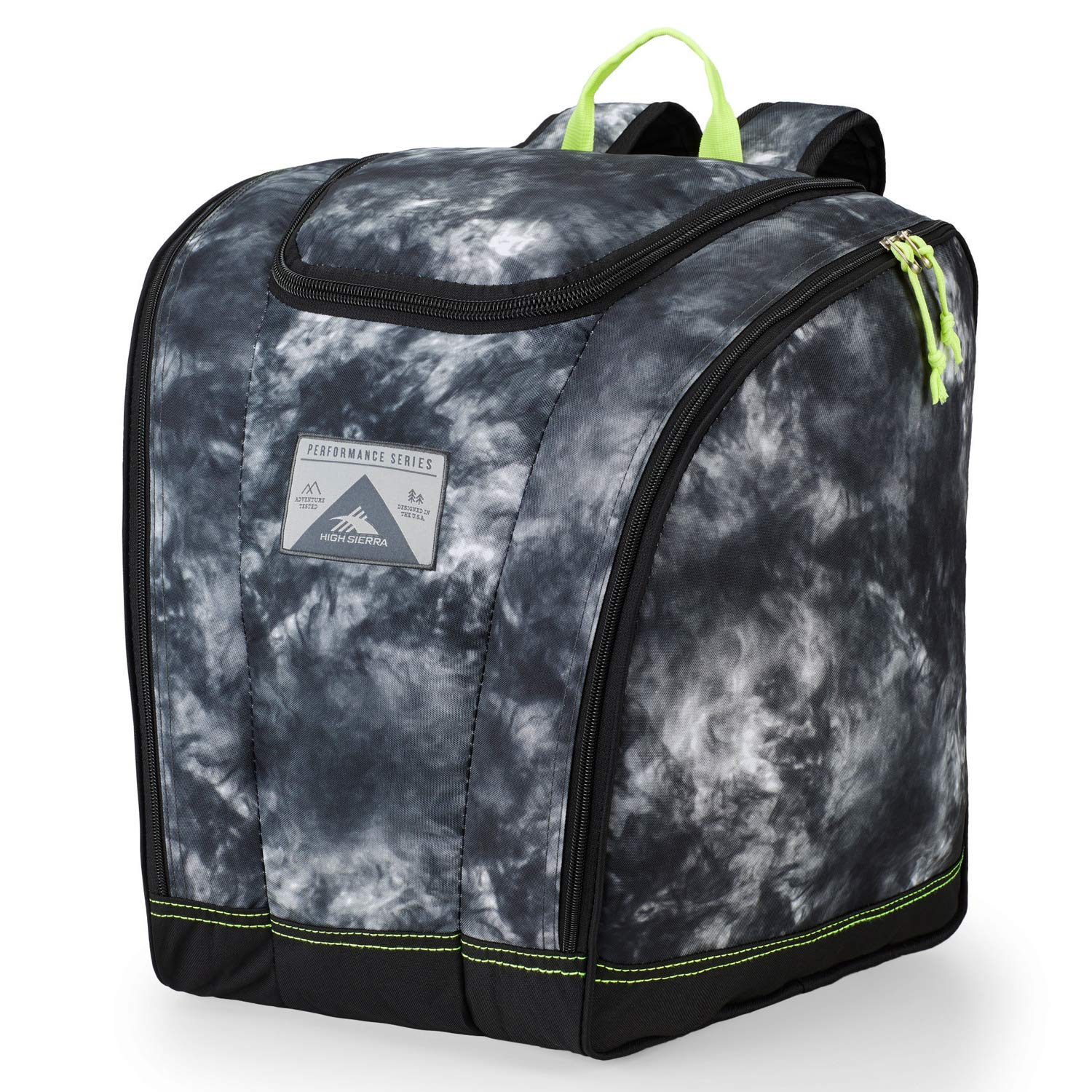 High Sierra Trapezoid Ski Boot Bag