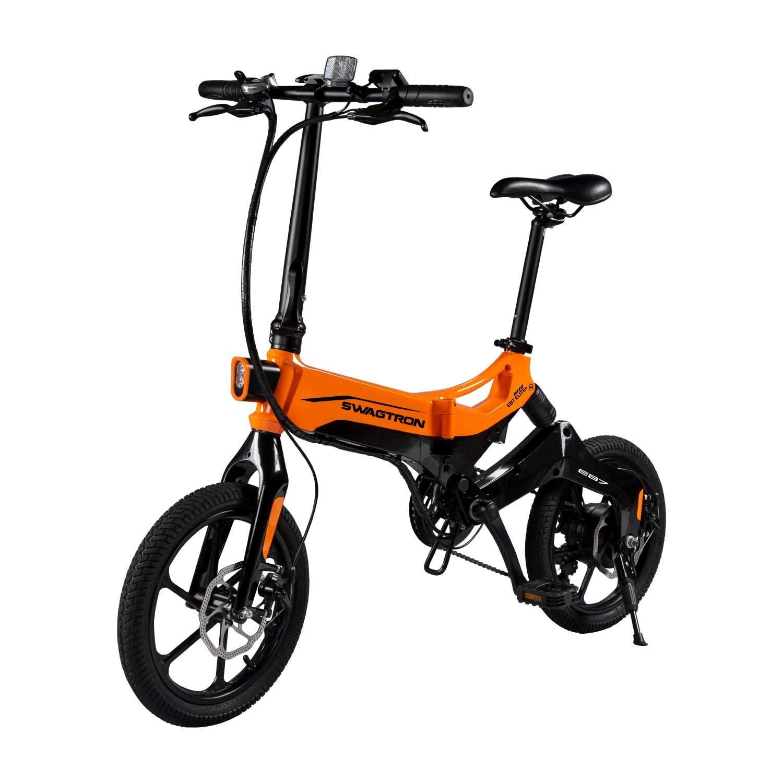 Swagtron EB7 Plus Folding Electric Bike