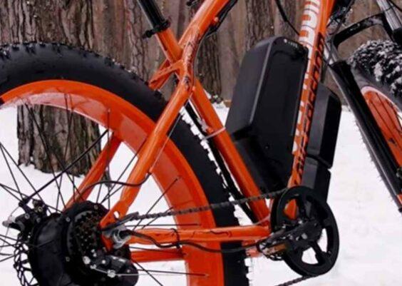 How to maintain and ride E-mountain Bike