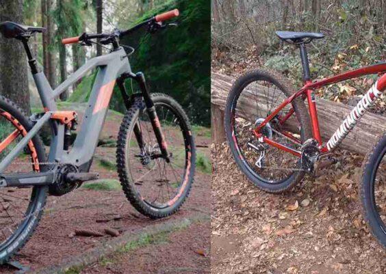 Electric Mountain Bike vs. Traditional Mountain Bike