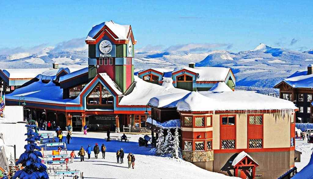 place for family skiing