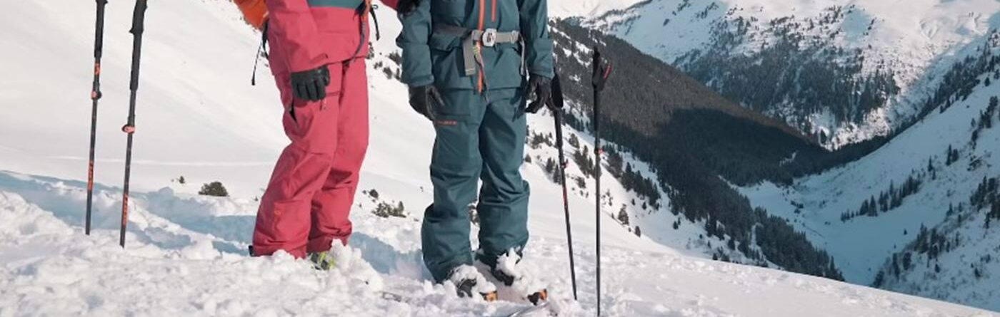 Prepare for Avalanches Before Skiing