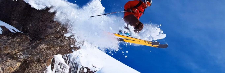How to Use Ski Poles