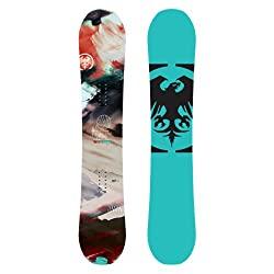 Never Summer 2022 Infinity women's snowboard