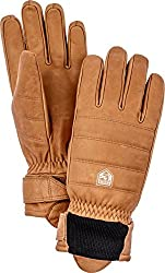 Hestra Leather Ski Gloves: Mens and Womens